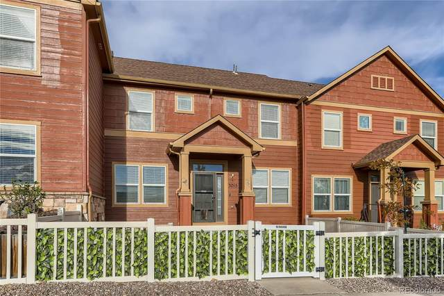 3745 Tranquility Trail, Castle Rock, CO 80109 (#9067167) :: The DeGrood Team