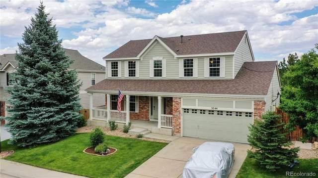 5544 S Tibet Street, Aurora, CO 80015 (#9068696) :: Berkshire Hathaway HomeServices Innovative Real Estate