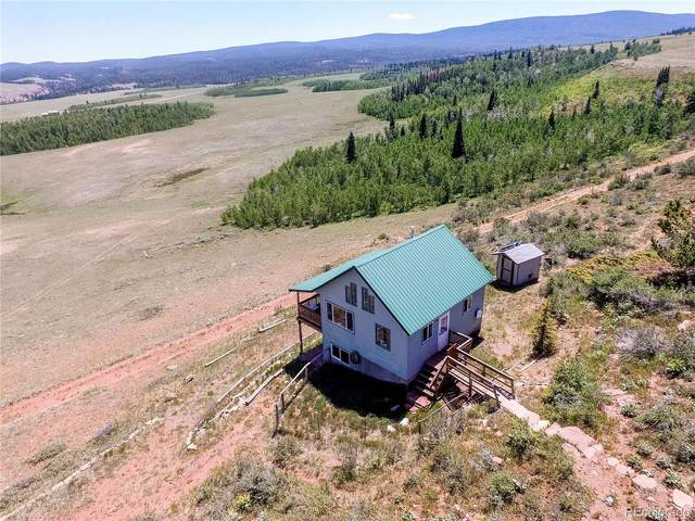 442 Mountain Ridge Road, Red Feather Lakes, CO 80545 (#9070725) :: The Colorado Foothills Team | Berkshire Hathaway Elevated Living Real Estate