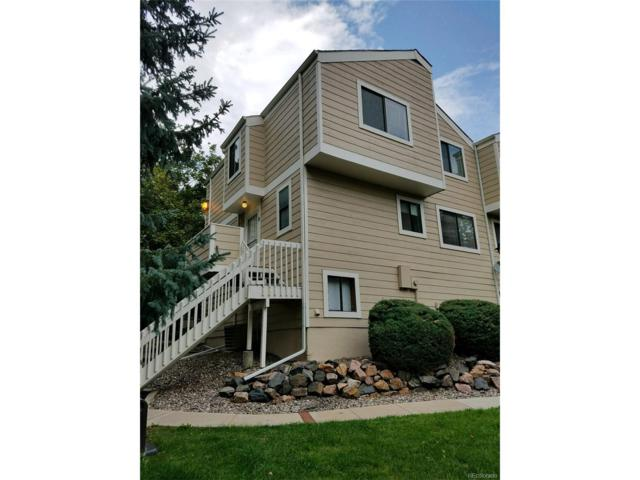 6740 W 84th Way #11, Arvada, CO 80003 (MLS #9072572) :: 8z Real Estate