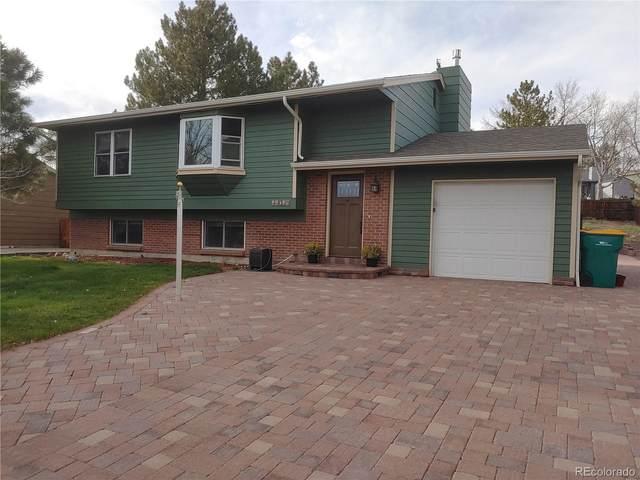 11019 Brownstone Drive, Parker, CO 80138 (#9073577) :: HomeSmart