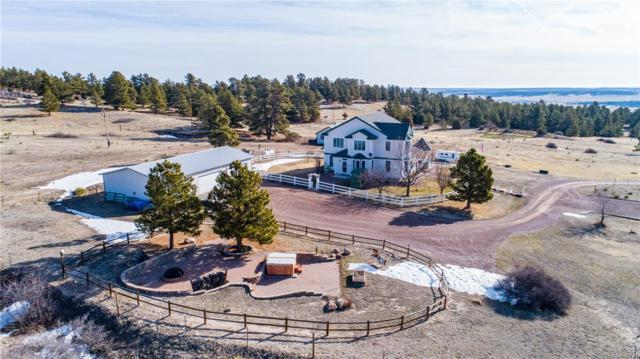 13371 County Road 94, Elbert, CO 80106 (MLS #9074736) :: 8z Real Estate