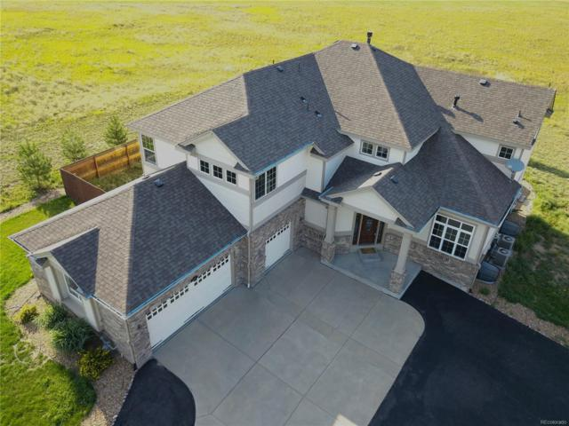 2487 Antelope Ridge Trail, Parker, CO 80138 (MLS #9077914) :: 8z Real Estate