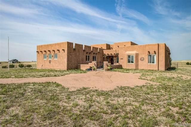 1670 Centennial Mesa View, Colorado Springs, CO 80930 (#9080440) :: The DeGrood Team