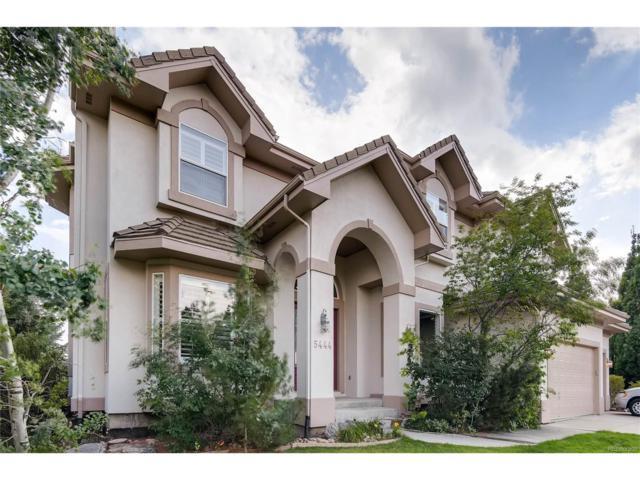 5444 Stoneybrook Drive, Broomfield, CO 80020 (MLS #9080548) :: 8z Real Estate