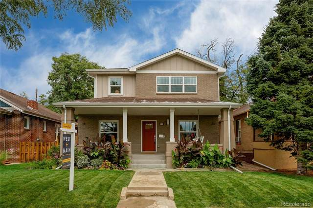 3324 N Vine Street, Denver, CO 80205 (#9086995) :: Bring Home Denver with Keller Williams Downtown Realty LLC