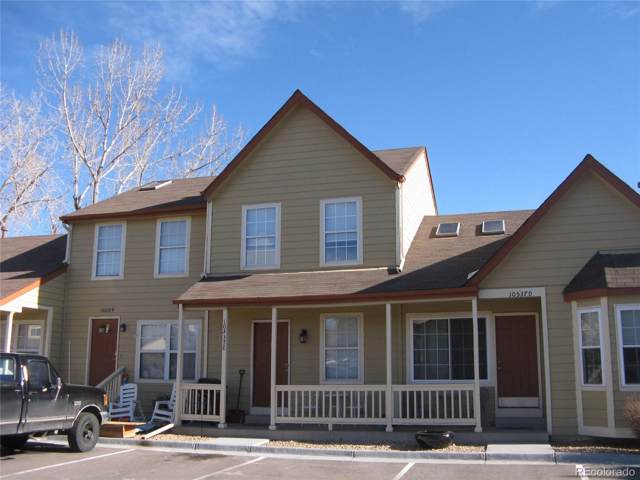10537 W Maplewood Drive C, Littleton, CO 80127 (#9087274) :: Compass Colorado Realty