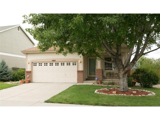 11605 Crow Hill Drive, Parker, CO 80134 (MLS #9089479) :: 8z Real Estate
