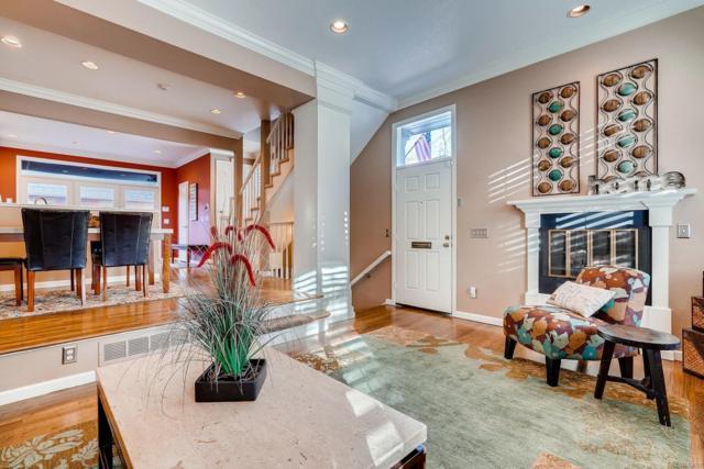 491 Josephine Street, Denver, CO 80206 (#9091497) :: The HomeSmiths Team - Keller Williams