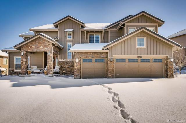 10816 Sundial Rim Road, Highlands Ranch, CO 80126 (MLS #9094666) :: 8z Real Estate