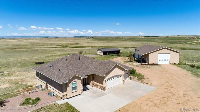 12980 Soap Weed Road, Calhan, CO 80808 (MLS #9094968) :: 8z Real Estate