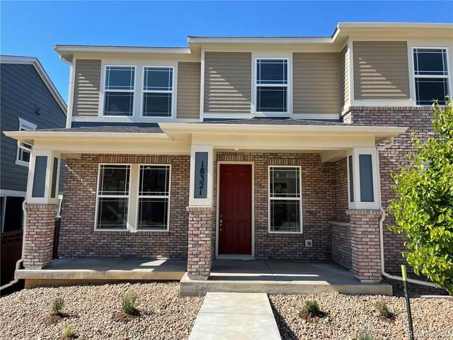18321 E Kansas Place, Aurora, CO 80017 (MLS #9098910) :: Wheelhouse Realty