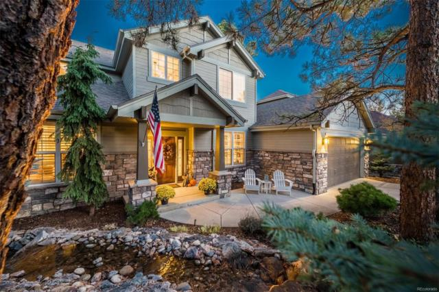 7074 Timbercrest Way, Castle Pines, CO 80108 (#9100301) :: House Hunters Colorado
