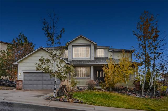 1816 Kohinoor Place, Golden, CO 80401 (#9102918) :: The Peak Properties Group