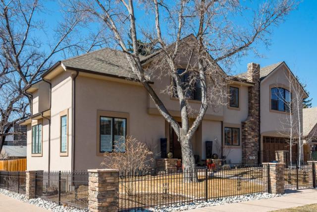 2393 S Josephine Street, Denver, CO 80210 (#9103010) :: The Peak Properties Group