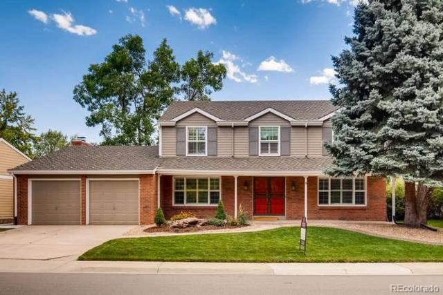 5170 S Independence Street, Littleton, CO 80123 (#9103930) :: The Peak Properties Group