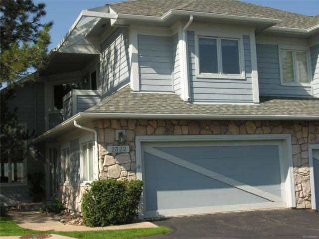 2322 Emerald Drive, Castle Rock, CO 80104 (#9104174) :: The Peak Properties Group