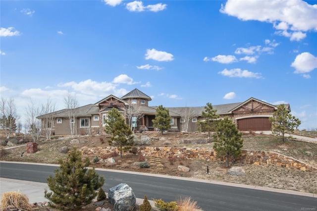 4874 Carefree Trail, Parker, CO 80134 (#9112137) :: The Healey Group