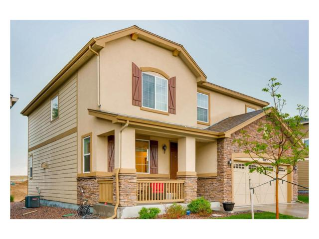 3683 E 141st Place, Thornton, CO 80602 (MLS #9112917) :: 8z Real Estate