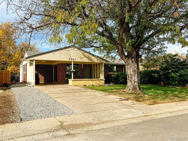 2237 S Dexter Street, Denver, CO 80222 (#9113299) :: Wisdom Real Estate