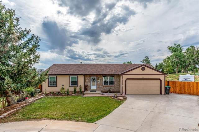 1207 Snowberry Lane, Castle Rock, CO 80104 (#9113755) :: Berkshire Hathaway HomeServices Innovative Real Estate