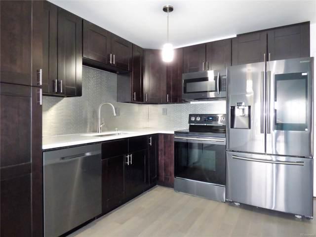 1121 Albion Street #908, Denver, CO 80220 (#9115175) :: The HomeSmiths Team - Keller Williams