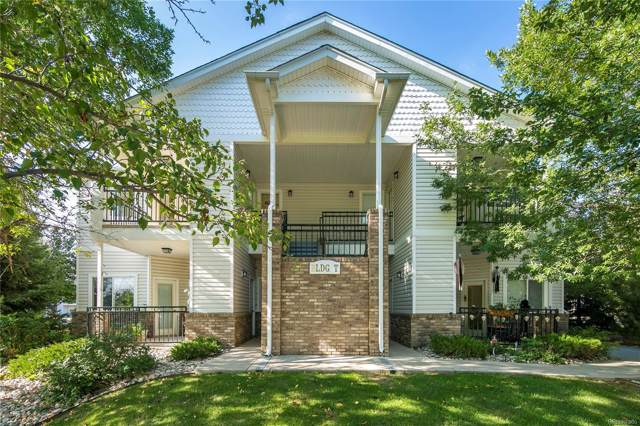 950 52 Ave Ct #4, Greeley, CO 80634 (MLS #9115177) :: 8z Real Estate