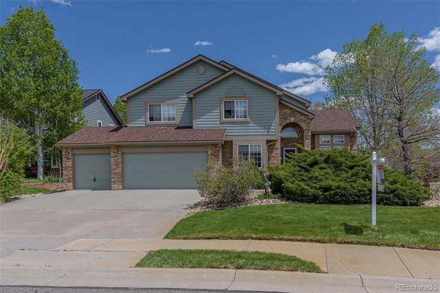 6052 Salvia Lane, Arvada, CO 80403 (#9119436) :: Wisdom Real Estate