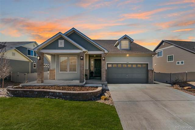 5345 Himalaya Court, Denver, CO 80249 (#9120504) :: The Griffith Home Team