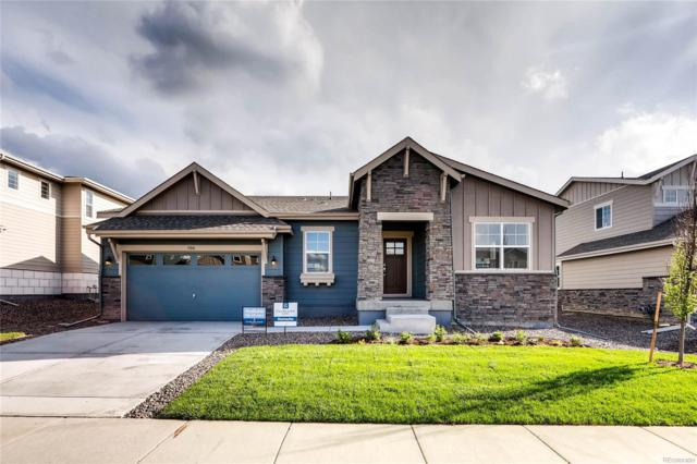 5016 W 108th Circle, Westminster, CO 80031 (#9121862) :: The Griffith Home Team