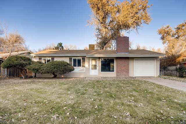 6195 E Minnesota Drive, Denver, CO 80224 (#9127228) :: HomeSmart Realty Group