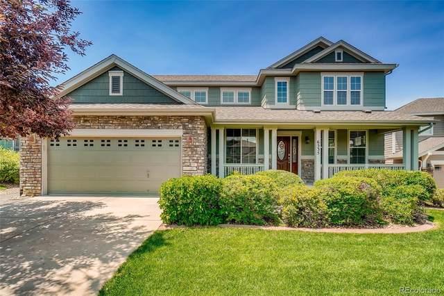 6535 S Newcastle Way, Aurora, CO 80016 (#9129562) :: Finch & Gable Real Estate Co.