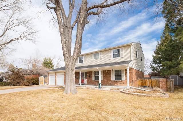 3326 S Newport Street, Denver, CO 80224 (#9129819) :: The Griffith Home Team