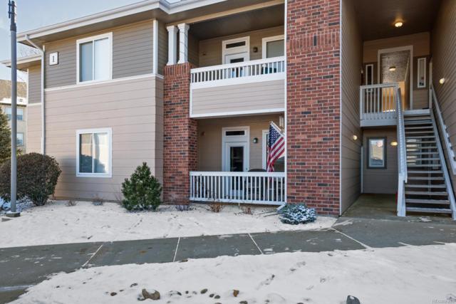 8481 W Union Avenue 1-101, Denver, CO 80123 (#9135763) :: The HomeSmiths Team - Keller Williams