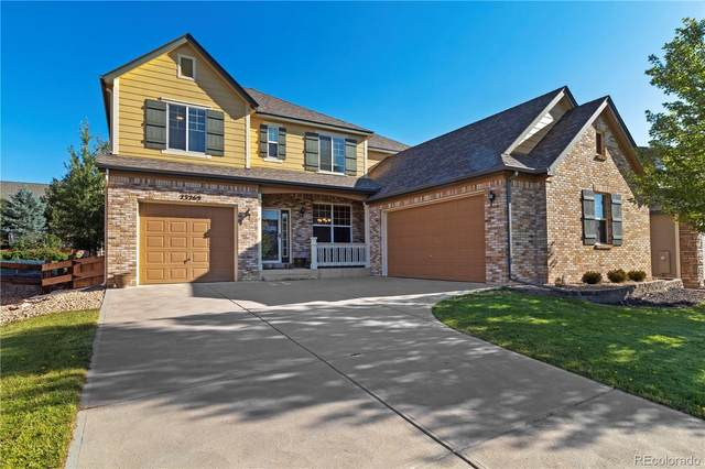 23269 Allendale Avenue, Parker, CO 80138 (#9136155) :: The Brokerage Group