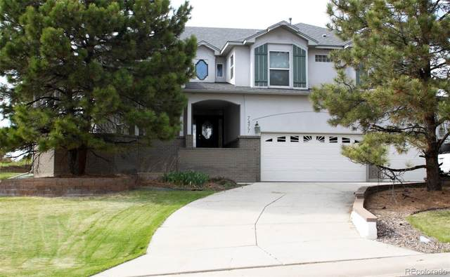 7477 Nuthatch Circle, Parker, CO 80134 (#9141208) :: The DeGrood Team