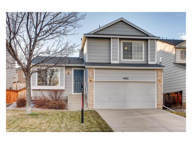 4983 Tarcoola Lane, Highlands Ranch, CO 80130 (#9142848) :: The City and Mountains Group