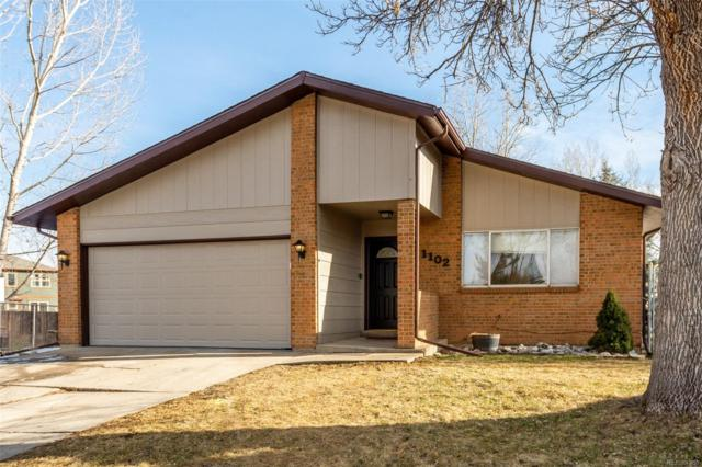 1102 Chiron Street, Lafayette, CO 80026 (MLS #9142854) :: 8z Real Estate