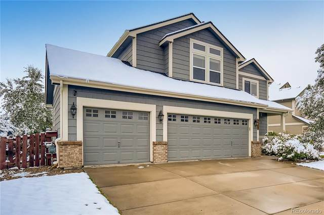 16482 W 61st Place, Arvada, CO 80403 (#9143509) :: The DeGrood Team