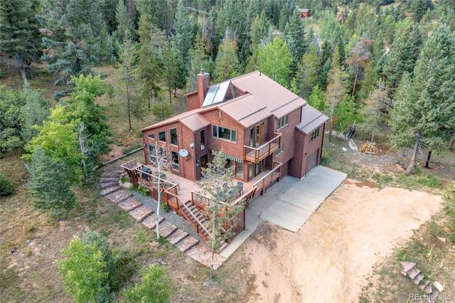 20174 Silver Ranch Road, Conifer, CO 80433 (#9147581) :: The HomeSmiths Team - Keller Williams