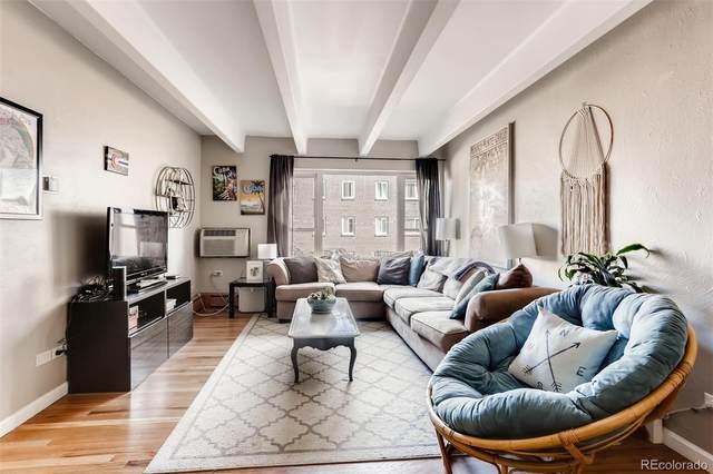 33 N Corona Street #205, Denver, CO 80218 (MLS #9149003) :: 8z Real Estate