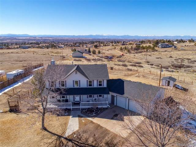 11281 Deer Lane, Parker, CO 80138 (#9151616) :: The HomeSmiths Team - Keller Williams