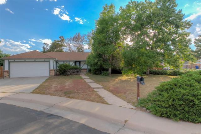 17116 E Kent Drive, Aurora, CO 80013 (#9152930) :: The Peak Properties Group