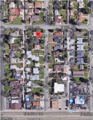 1581 Trenton Street, Denver, CO 80220 (#9158985) :: Wisdom Real Estate