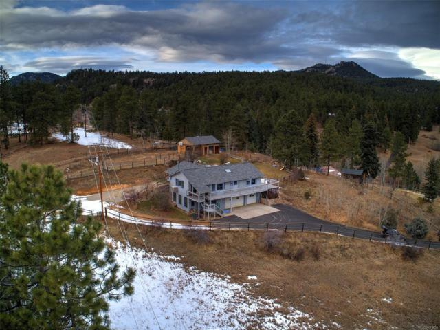 9928 S Turkey Creek Road, Morrison, CO 80465 (#9161701) :: James Crocker Team