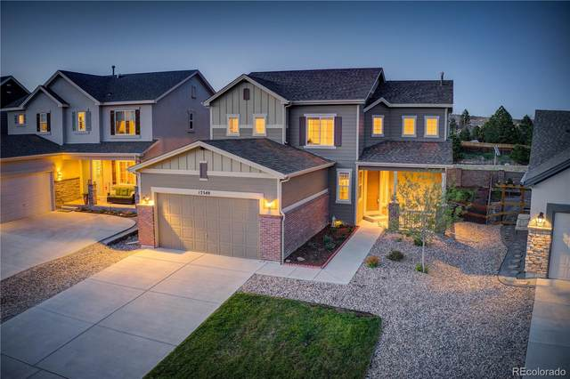 17549 Leisure Lake Drive, Monument, CO 80132 (#9162724) :: The Harling Team @ HomeSmart