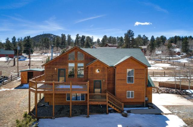 518 Beaver Trail, Bailey, CO 80421 (#9166411) :: Bring Home Denver with Keller Williams Downtown Realty LLC