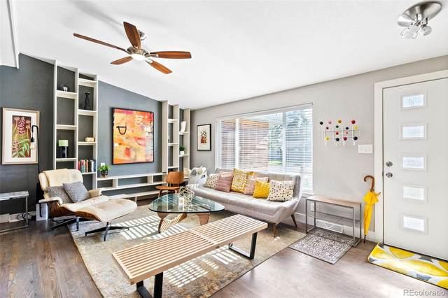 1600 S Eudora Street, Denver, CO 80222 (#9166620) :: Finch & Gable Real Estate Co.