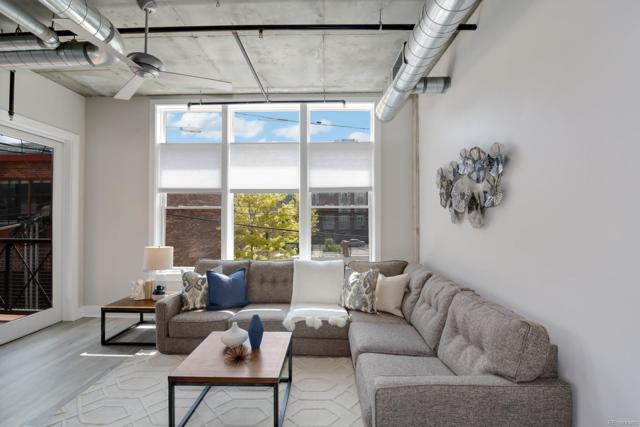 2210 Blake Street #205, Denver, CO 80205 (#9169054) :: Bring Home Denver