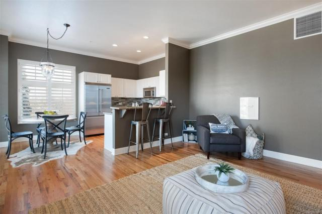 25 N Downing Street 1-305, Denver, CO 80218 (#9173271) :: Sellstate Realty Pros